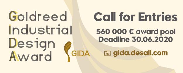 Goldreed Industrial Design Award