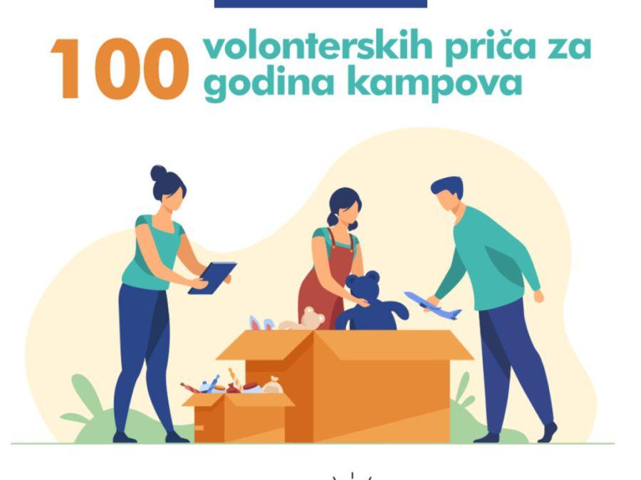 100 volonterskih priča