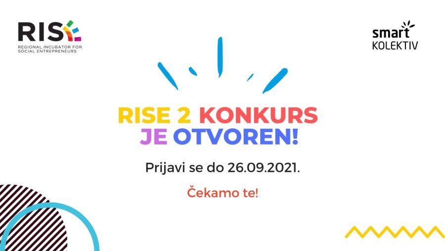 RISE 2 program - Prijavi se za učešće!