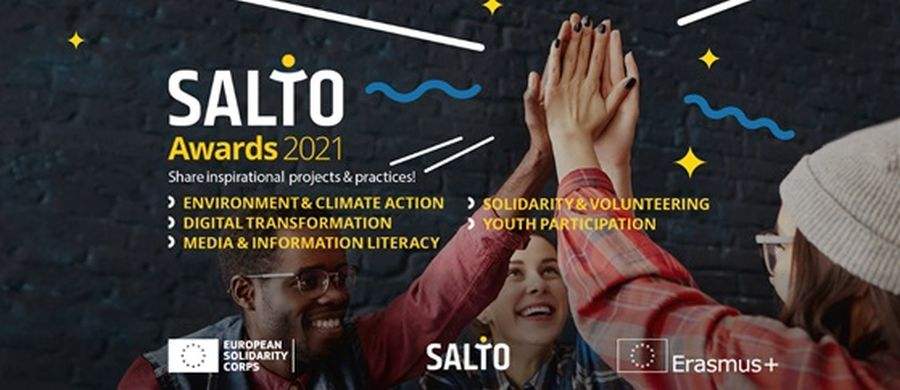 SALTO nagrade 2021 - otvorene prijave za inspirativne projekte u oblasti mladih