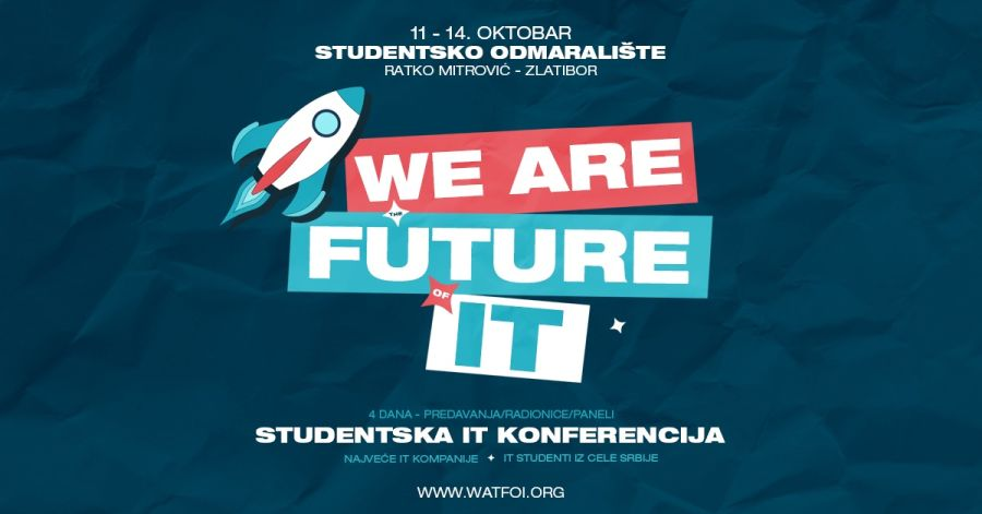 We are the FUTURE of IT