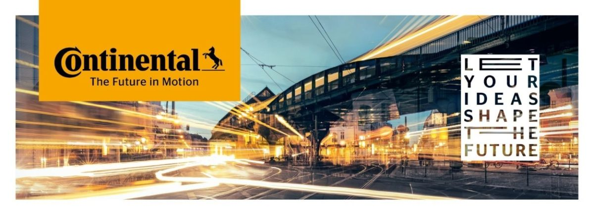 Continental - Let your ideas shape the future