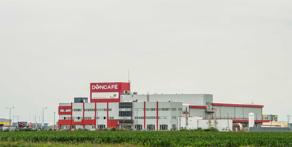 Strauss Adriatic - Doncafe fabrika