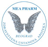 apoteka mea pharmacy logo
